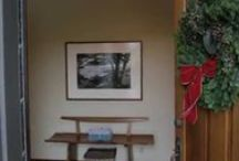 Christmas ideas for Sea Ranch Abalone Bay Vacation Rental / #Holiday ideas with a touch of #abalone #shell #coastal decor... never too early to start! #Mendonoma, #California #beach #Christmas, #Hanukkah #Chanukkah #Kwanza