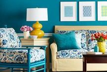 Color My World / Bold, bright amazing color for every space