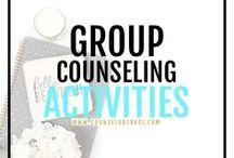 Group Counseling Activities / Counseling activities, ideas, and resources for running student groups. I serve unique counselors who want fresh ideas involving college success by offering them captivating resources that matter. College preparation, printables, worksheets and tips!