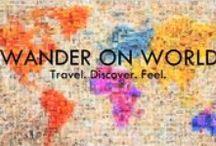 WanderOnWorld / Travel. Discover. Feel