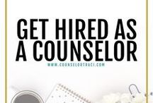 Get Hired as a Counselor / Tips for interviews, wardrobe, and all things school counseling to get the job! I serve unique counselors who want fresh ideas involving college success by offering them captivating resources that matter. College preparation, printables, worksheets and tips!