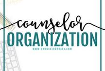 Counselor Organization / Organization ideas, tips, and tricks for counselors. I serve unique counselors who want fresh ideas involving college success by offering them captivating resources that matter. College preparation, printables, worksheets and tips!