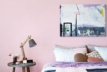 Pink Living / Pink is such a huge interior trend this year. We love it.  / by Eastvold Furniture