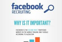Social Recruiting Tips / How to use Social Media in Recruiting / by Undercover Recruiter