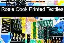 Printed and Co. Rosie Cook Printed Textiles
