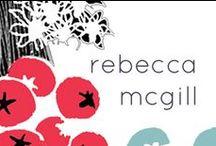 Printed and Co. Rebecca Mcgill