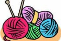 Novel Knitters Group- New at the Book Store / Bring your knitting and needlework projects for a social  evening on March 25th - 6:30 to 7:30 pm No experience necessary-Experienced help on hand  for questions and tips