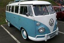 VW Kombi / Kombis e mais Kombis