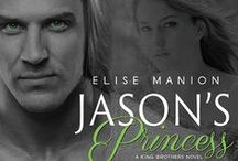 Jason's Princess / This is the first book in my series and these pins relate to scenes in the book.