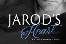 Jarod's Heart / Jarod and Lauren's Story, second book in King Brothers series