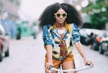 Cycle Style: Women's Edition / The biking guide to fashion.