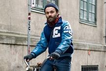 Cycle Style: Men's Edition / A guide to Men's fashion for bicycles.