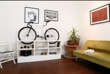 City Storage / Smart design solutions for city bike storage.