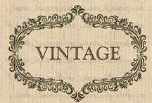 Printables vintage