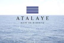 Atalaye Bain de Biarritz / Marque française de shorts de bain de qualité.