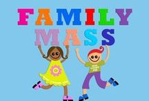 Family / Ideas to do with Faith and Familiy; passing on the faith; activities for children that involve references to faith; the domestic church