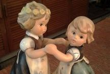 HUMMEL - GOEBEL / Hummel / Goebel porcelain figurine