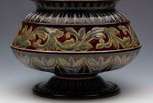 Royal Doulton pottery