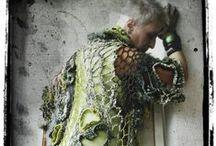 Crochet free-form Mizzie Morawez