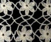 Crochet techniques, tutorials, stitches, tricks