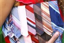 Necktie clothes and accessories
