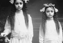 creepy little girls