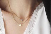 Delicate Jewellery.