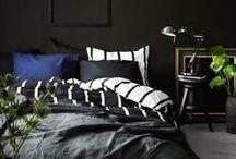 Bedroom / Inspirações para quarto de casal <3