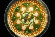 Chinese Sancai-glazed Pottery