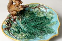 Majolica Table Wares
