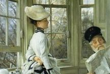 Paintings by Tissot
