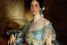 Paintings by John Singer Sargent