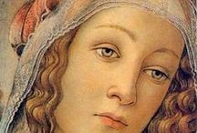 Paintings by Botticelli