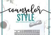 Counselor Style / Outfits, business casual, and professional for school counselors! I serve unique counselors who want fresh ideas involving college success by offering them captivating resources that matter.
