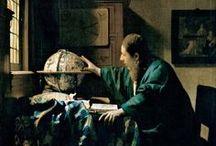 Paintings by J. Vermeer