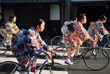 Bikes & cyclists