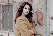 Lana Del Rey / Singer, Beautiful Woman
