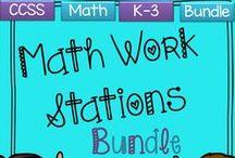 Common Core Math K-3