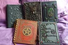 Occult Wisdom / A Pagan Library: Links to Wiccan, Witchery, & Pagan sites with tons of information.  As in any library there are great books shown that may be of interest to guide you through your journey of self discovery, and in your spiritual growth. / by Lydia Moonlight