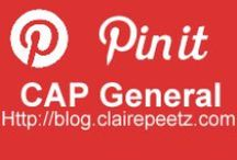 CAP - General / General pictures of me. Find my blog at Http://blog.clairepeetz.com