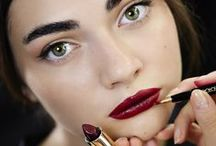 Best Makeup & Tutorials / Cateyes, Burgundy lips. And everything beauty.