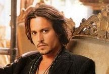 Johnny Depp / by Cat Sherrard