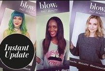 Blow LTD In Action! / Our looks in action!