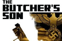 The Butcher's Son / A novel by Jeremy Good. A rock-star, a music archaeologist & a Neo-Nazi - something, or someone ties them together. www.jeremygood.co.uk