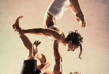 Yogafor2 / Yoga inspiration for couples.