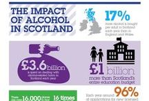 The real cost of alcohol / Facts and figures from Scotland and beyond.