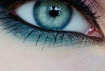 Eyes in shadow / #eyeshadow #makeup #beauty