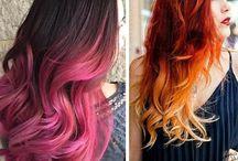 Ombre Hair / #hair #beauty #style #ombrè