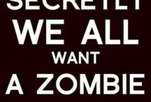The Living Dead / Because deeply we're all waiting for the Zombie Apocalypse