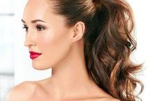 Party Ponytail Inspiration